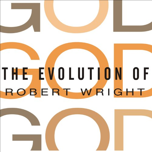 The Evolution of God audiobook cover art