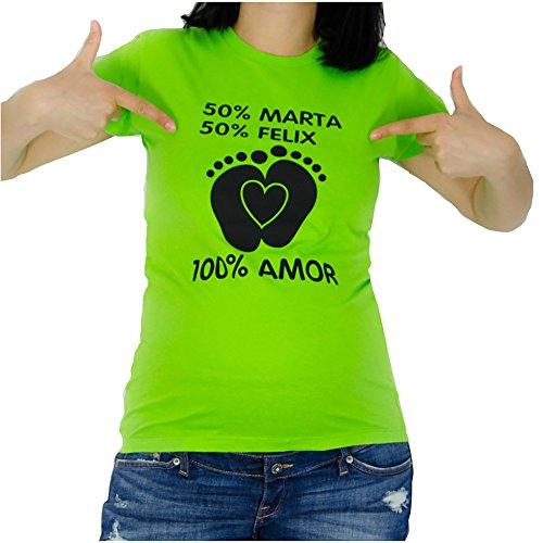 Regalo Personalizable para Mujeres Embarazadas: Camiseta