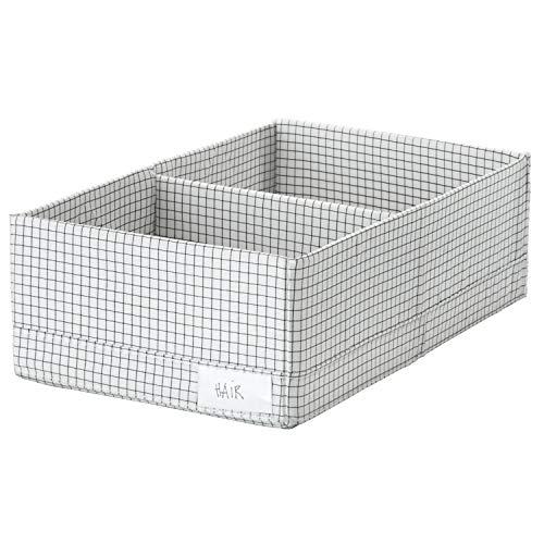 Ikea Kullen Schubladen-Kommode, Schlafzimmer-Möbel, mit 3Schubladen, Weiß