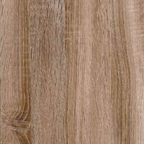 "d-c-fix 346-0632 Decorative Self-Adhesive Film, Weathered Oak, 17.71"" x78"" Roll"