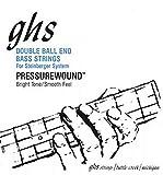 GHS 5600 40-102 Luz Bola Bass Doble End Set Cuerda