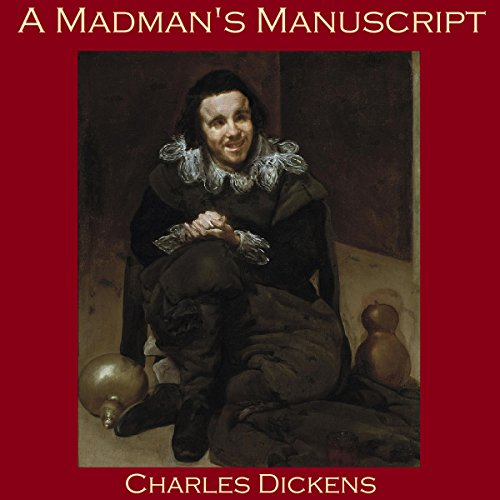 A Madman's Manuscript audiobook cover art