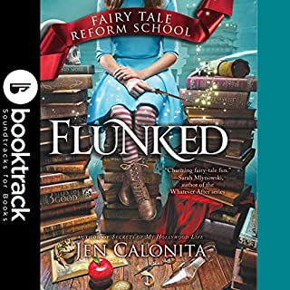 Flunked audiobook cover art