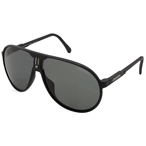 ad92288c60 Carrera Lunettes de Soleil Champion DL5 Y2 Matt Black Grey Polarized