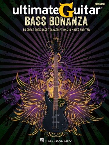 UltimateGuitar Bass Bonanza (English Edition)