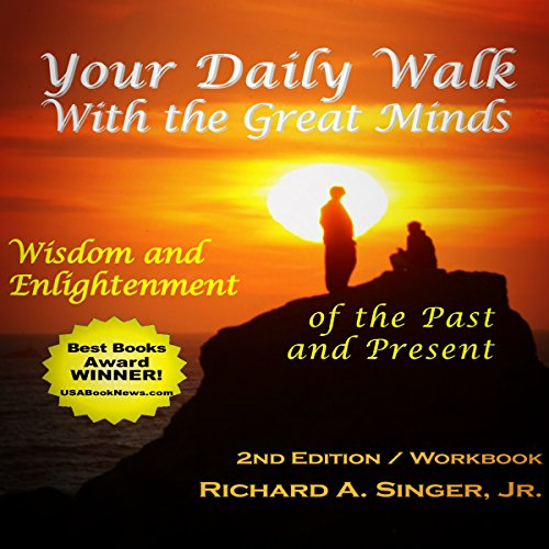 Your Daily Walk with the Great Minds audiobook cover art