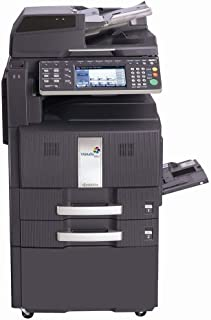 Kyocera TASKalfa 300ci Color Copier Printer Scanner All-in-One MFP - 11x17, Auto Duplex, 30 ppm (Renewed)