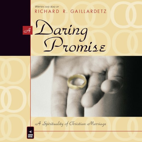 A Daring Promise audiobook cover art