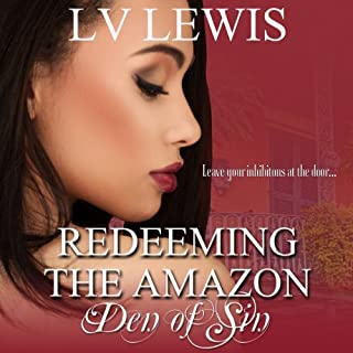 Redeeming the Amazon cover art
