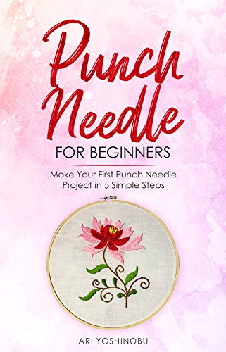 Punch Needle for Beginners: Make Your First Punch Needle Project in 5 Simple Steps (English Edition)