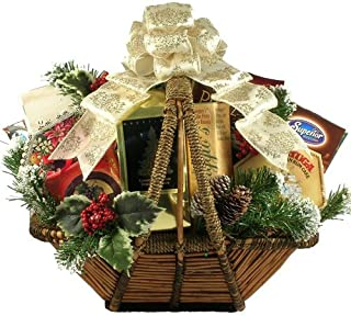 Gift Basket Village Holiday Splendor Gourmet Christmas Gift Basket