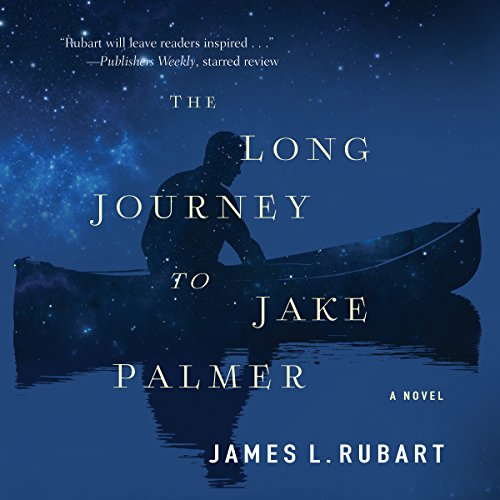The Long Journey to Jake Palmer audiobook cover art