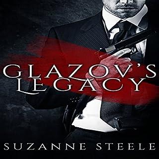 Glazov's Legacy audiobook cover art