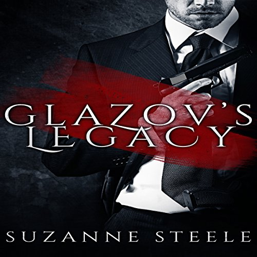 Glazov's Legacy audiobook cover art