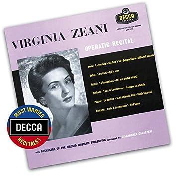 Virginia Zeani - Operatic Recital