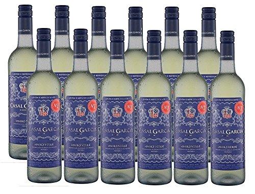12 Flaschen -Casal Garcia NV - Grüner Wein