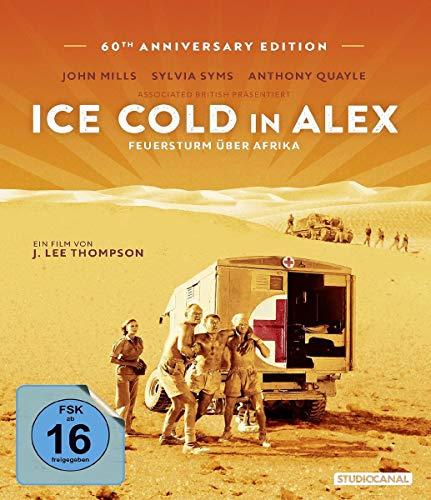 Ice Cold in Alex - Feuersturm über Afrika [Italia] [Blu-ray]