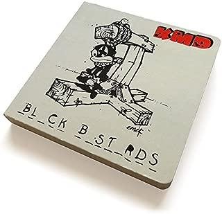 KMD / MF Doom: Black Bastards Deluxe Pop Up Book+Vinyl 7