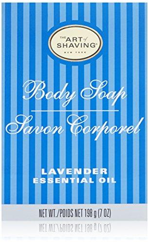 The Art of Shaving Body Soap, La...