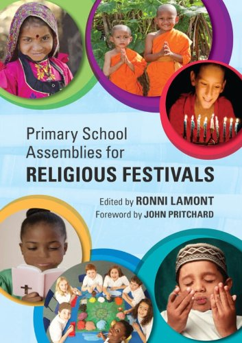 Primary School Assemblies for Religious Festivals (English Edition)
