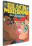 Instabuy Poster Black Mirror Vintage 10 - A3 (42x30 cm)