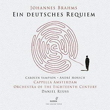 Brahms: Ein deutsches Requiem, Op. 45 (Live)