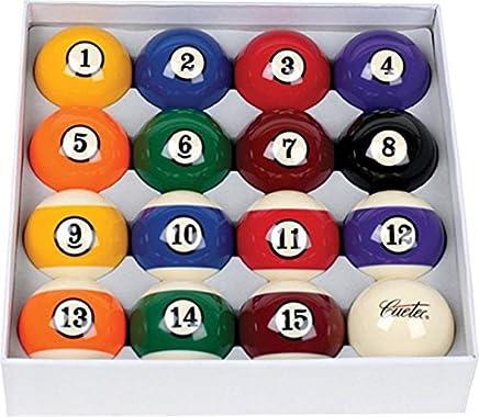 Imperial Cuetec 2–1 10,2 cm Verordnung Größe Deluxe Billard Pool Bälle, komplett 16 Ball Set B003JHU3IU  | Zu einem erschwinglichen Preis