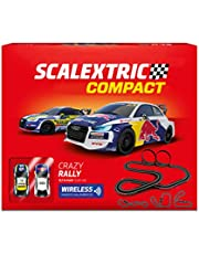 Scalextric- Crazy Rally Compact Circuito (Scale Competition Xtreme,SL 1)
