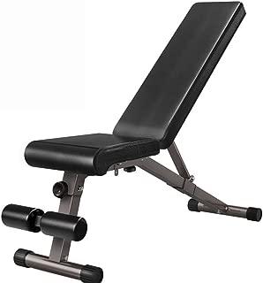 トレーニングベンチ シット・アップ・ベンチ折りたたみ式フィットネス・トレーニング全身用トレーニング・ウェイト・ベンチヘビー・デューティー・アジャスト・フラット・インクライン・マルチライン・エクササイズ