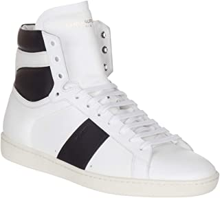 Best saint laurent black and white sneakers Reviews