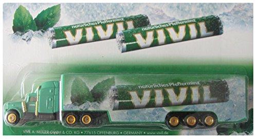 Vivil Nr. - Natürliches Pfefferminz - Peterbilt - US Sattelzug