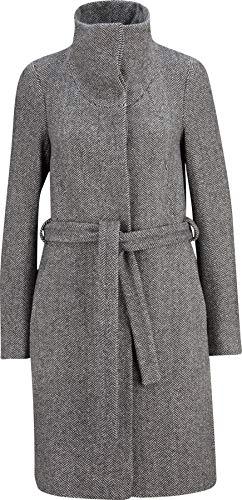 Drykorn Damen Mantel in Schwarz-Weiß 1 / XS