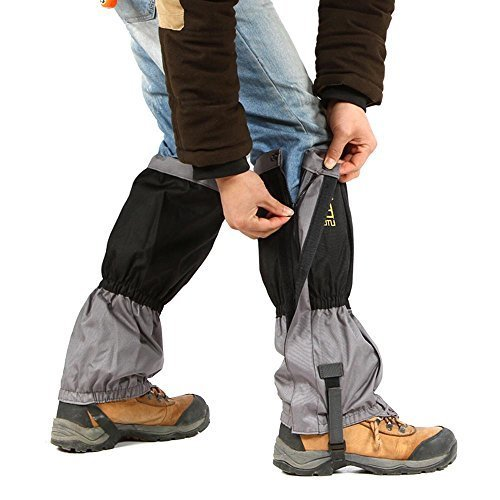 Kangkai Outdoor Waterproof Snow Leg Gaiters Scratch Resistant