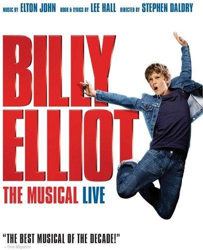 BILLY ELLIOT MUSICAL DVD
