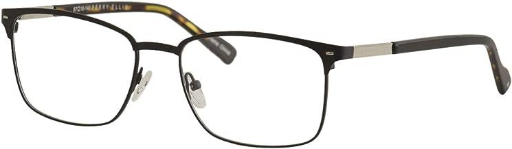 Perry Ellis Men's Eyeglasses PE399 PE/399 2-Black Full Rim Optical Frame 57mm