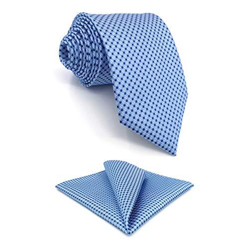 shlax&wing Gris Corbatas Para Hombre Puntos Corbata Flaca Puntos Traje de negocios Nuevo