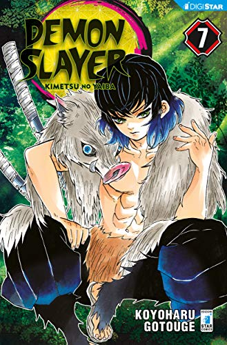 Demon Slayer - Kimetsu no yaiba 7: Digital Edition