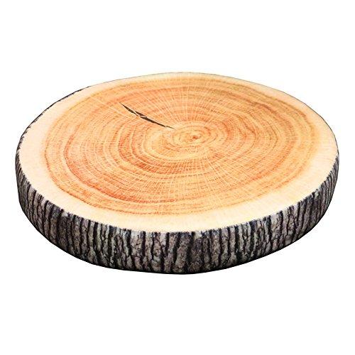 Doppler Sitzkissen Holz rund, Ø ca. 38 cm