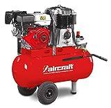 Aircraft - AIRBAU 652/100 B PRO - Mobiler Kolbenkompressor mit Benzinmotor