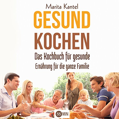 Gesund Kochen [Healthy Cooking]  By  cover art