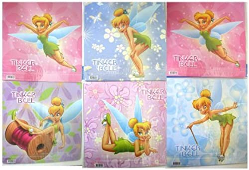 Disney Fee Prinzessin Tinkerbell - 3 Puzzles - 42 Teile