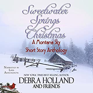 Sweetwater Springs Christmas                   By:                                                                                                                                 Debra Holland and Friends                               Narrated by:                                                                                                                                 Lara Asmundson                      Length: 17 hrs and 14 mins     1 rating     Overall 5.0