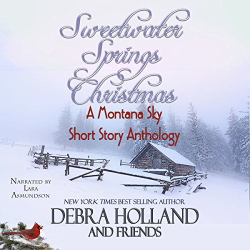 Sweetwater Springs Christmas audiobook cover art