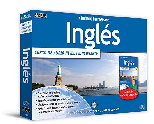 Aprende Inglés: Instant Immersion Curso de Audio Nivel Principiante (2016)