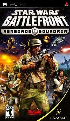 LucasArts Star Wars Battlefront: Renegade Squadron, PSP, ESP PlayStation Portable (PSP) Español vídeo - Juego (PSP, ESP, PlayStation Portable (PSP), Shooter, Modo multijugador, T (Teen))
