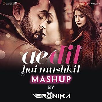 """Ae Dil Hai Mushkil Mashup (By DJ VERONIKA) [From """"Ae Dil Hai Mushkil""""]"""