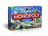 Monopoly München Edition - Das berühmte Spiel um den großen Deal!
