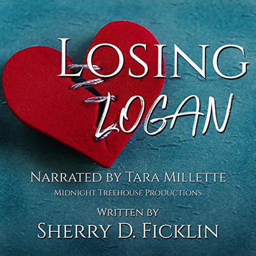Losing Logan audiobook cover art
