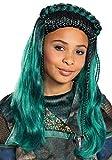 Disguise Disney Descendants 3 Girls Teal Uma Wig Standard
