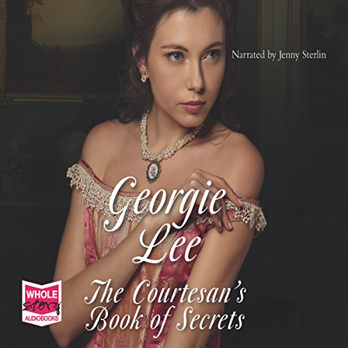 The Courtesan's Book of Secrets cover art